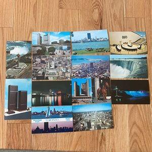 Canada vintage 13 new postcards Toronto Ontario